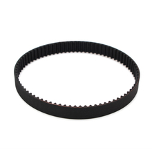Free shipping closed loop rubber 2GT-6 synchronous belt/type belt perimeter 400mm accessories for DIY 3D printer