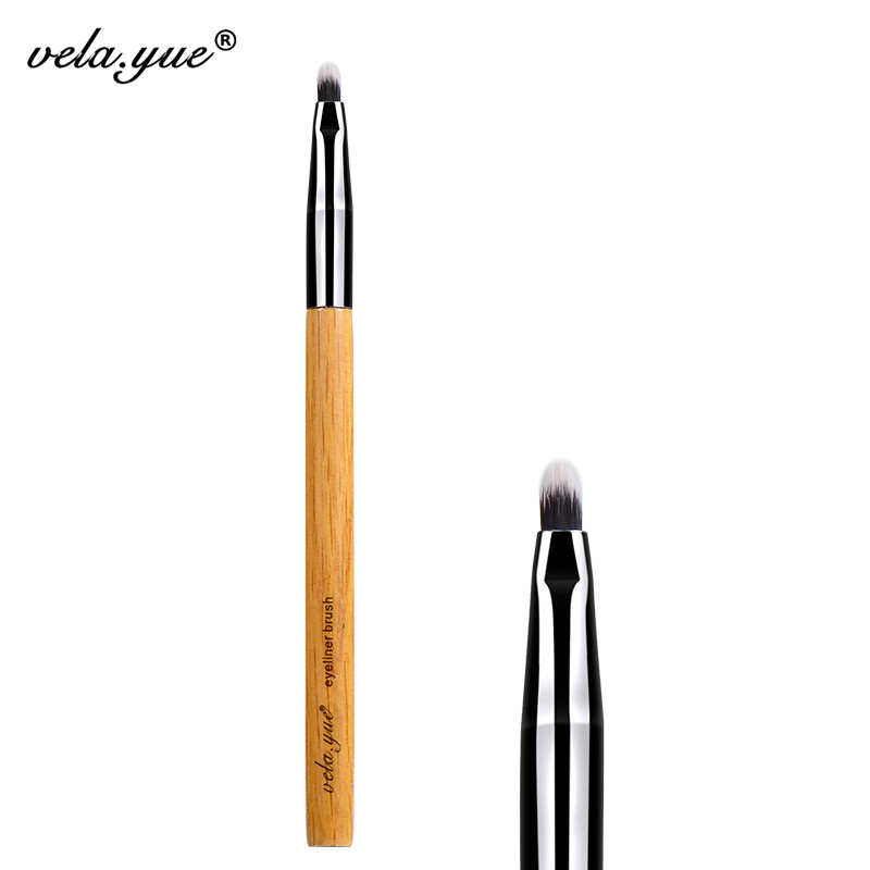 Wholesale 10pcs/lot vela.yue Eyeliner Brush Synthetic Eyes Makeup Tool<br><br>Aliexpress