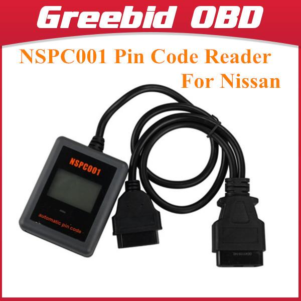 2015 Hand-held NSPC001 Automatic Pin Code Reader For Nissan NSPC001 for Nissan PinCode Calculator Key Programmer(Hong Kong)