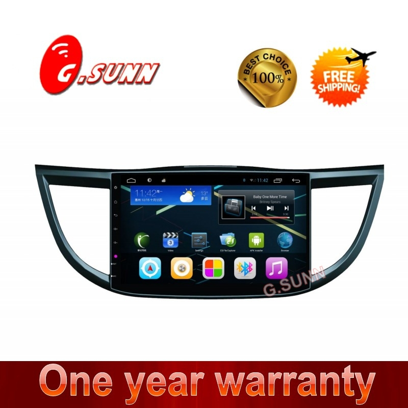 10.1 inch big full touch capative screen pure Android 4.2.2 car pc car computer pad for For Honda CRV(China (Mainland))