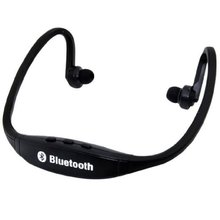 Sport Wireless waterproof Bluetooth Headphones Handsfree Music Earbud headset for Smartphone for iphone 4S 5G