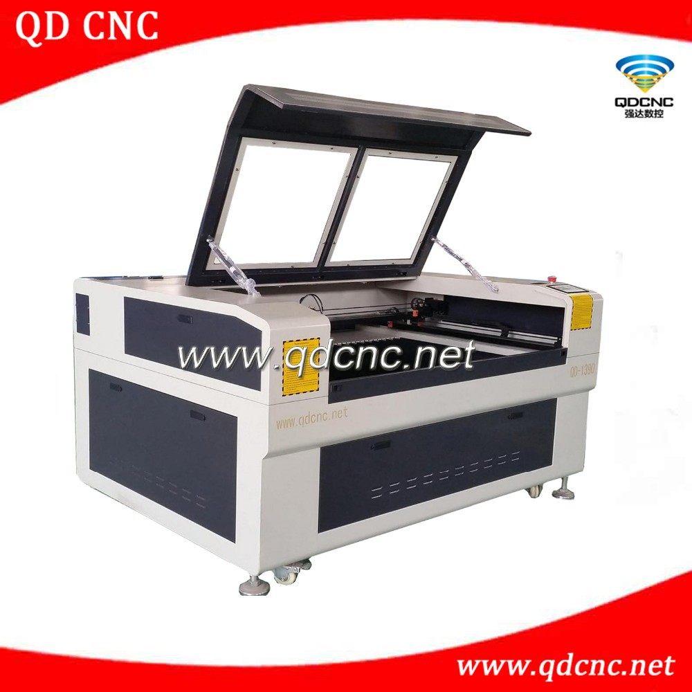 machine laser engraver used / china cnc laser cutting machine price QD-1390(China (Mainland))