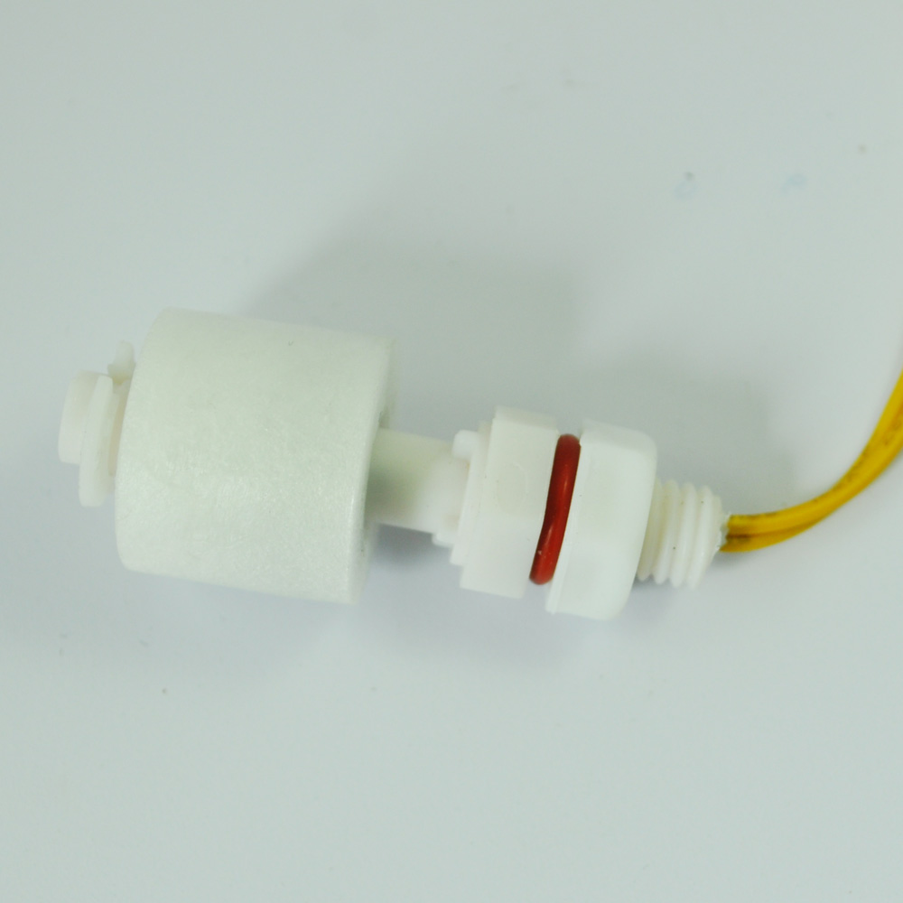 New Hot Sale White Wired Liquid Water Level Sensor Float Switch for Aquarium