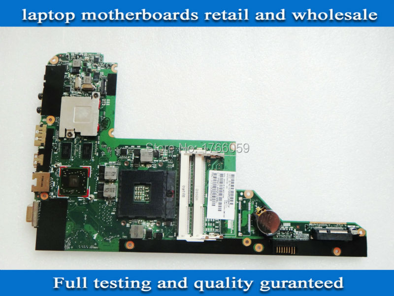 Laptop Motherboard 628186-001 for HP DM4 DV3 DV4  Chipset HM55 ATI Radeon DDR3 Fully Functional Tested 50% off shipping<br><br>Aliexpress