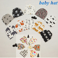 0-2 Years Baby Hats Boys Girls Cap Toddler Beanies Fox Batman Panda XX Teardrop lovely Design Hat Kids Child Infant Hat Caps(China (Mainland))