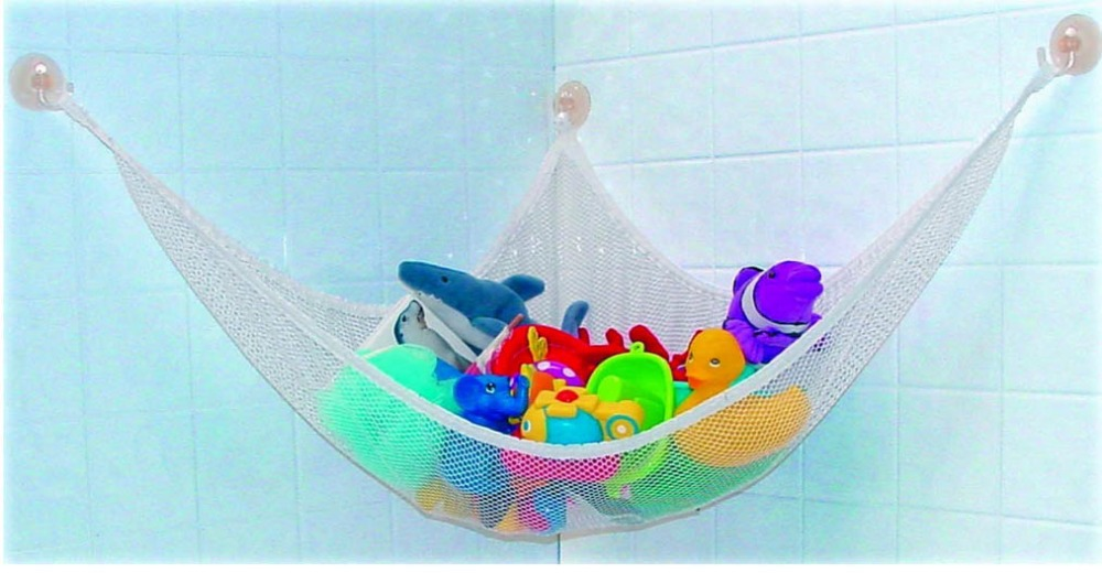 Large Toy Hammock Toy Storage Hammock Bath
