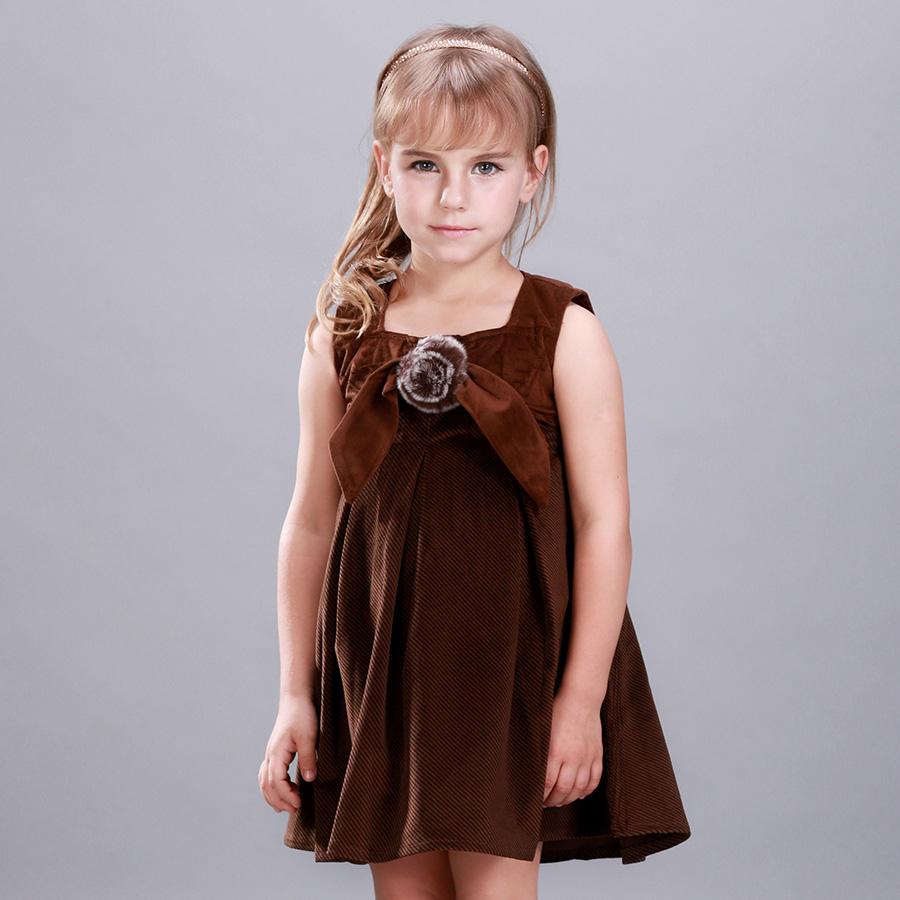 Baby Girl Dress 2016 New Stylish Kids Toddler Girls Princess Dress Baby Kids Tutu Dress Girl Clothes Autumn Children Party Dress(China (Mainland))