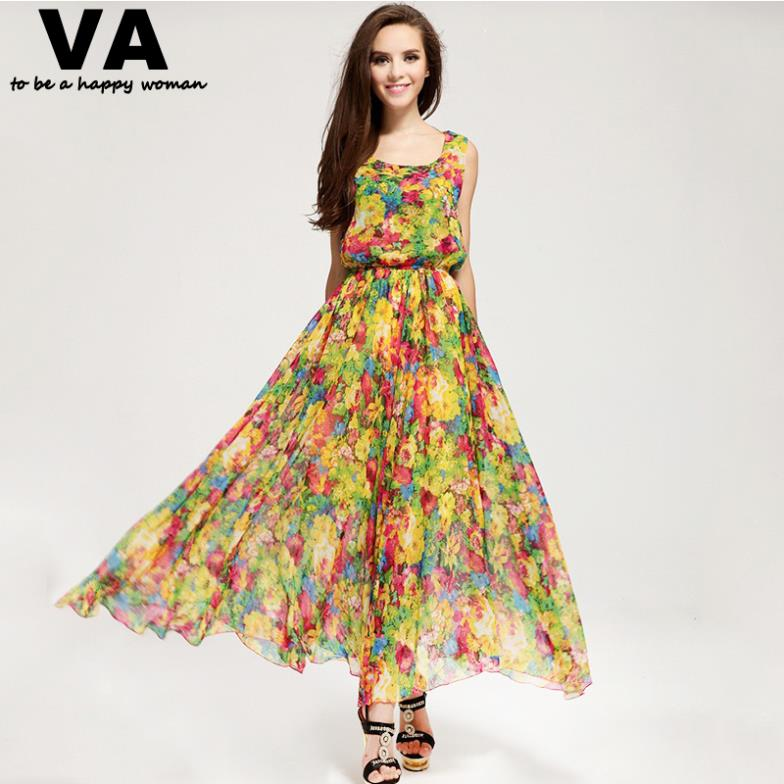 Summer Dresses Cheap Plus Size Dress Long Maxi Plus Size