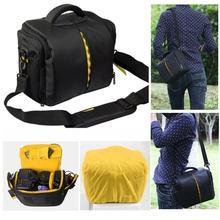 NEW SLR Waterproof font b Camera b font Bag for Nikon D3200 D3100 D5100 D7100 D5200