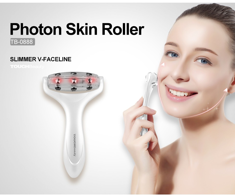 TOUCHBeauty Face Massage Roller for Skin Care derma roller facial and boy Health Care Relaxation Tools TB-0888  TOUCHBeauty Face Massage Roller for Skin Care derma roller facial and boy Health Care Relaxation Tools TB-0888