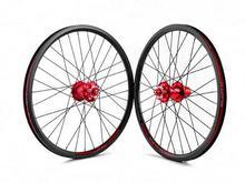Litepro K-fun 20inch Folding Bike Disc Brake Wheelset 20 inch Bicycle Wheelset BMX Wheels BMX Parts(China (Mainland))