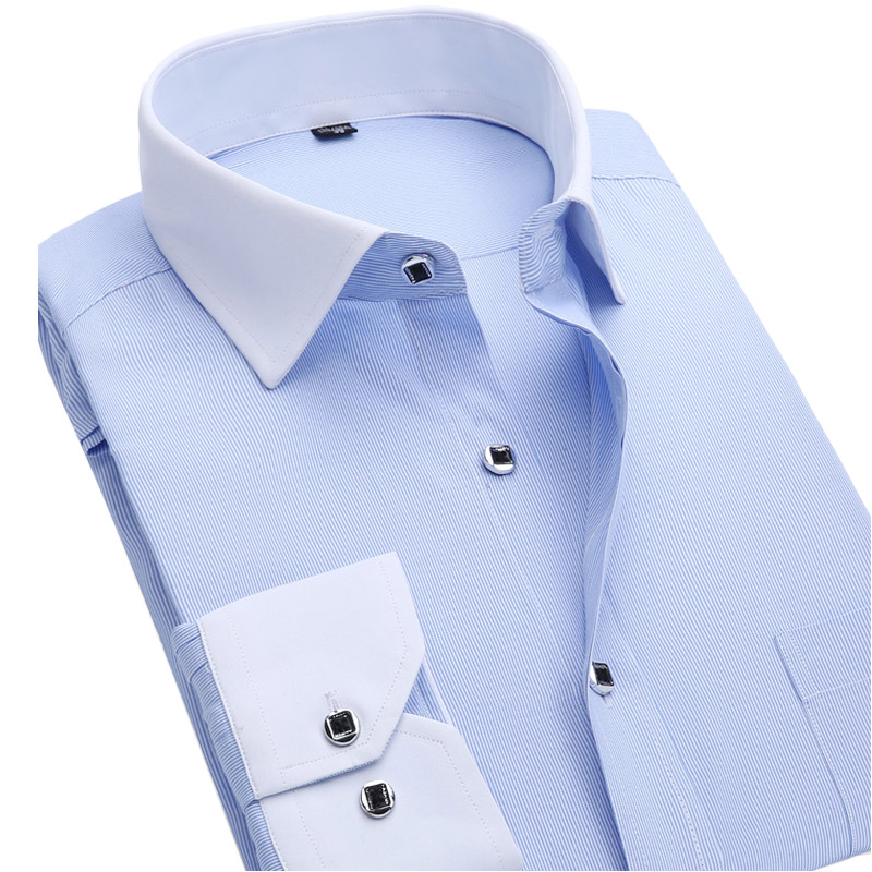 Buy new 2016 autumn men dress shirt Buy white dress shirt
