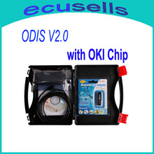 2014 Best VAS 5054A ODIS V2.0 Bluetooth Support UDS Protocol with OKI Chip Multi-language Free Shipping(China (Mainland))