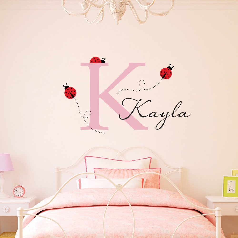 28 wall stickers personalised butterflies name personalized wall stickers personalised wall decal with personalized initial name girls nuresry