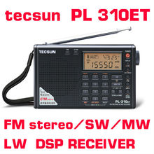 Tecsun PL310ET Full Band Radio Digital Demodulator FM/AM Stereo Radio TECSUN PL-310ET