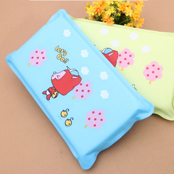 Large cartoon ice pillow ice pad multi-purpose mat ice water pillow cool pillow child pillow