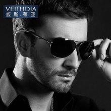 VEITHDIA Aluminum Aviator Polarized Men Sunglasses top Brand Driving  Eyewear Accessories Sun Glasses Outdoor sports women UV400(China (Mainland))