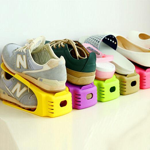 2015 caliente venta de zapatos colgador de almacenamiento - Percha para zapatos ...