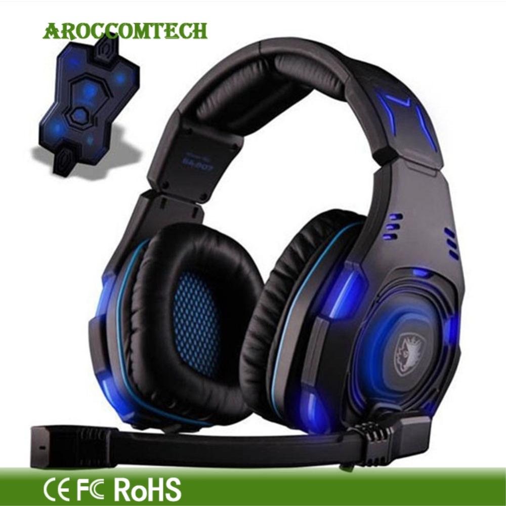 Aliexpress.com : Buy New SA 907 WCG PC SADES USB Gaming ...