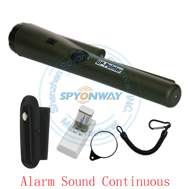okm Metal Detectors Military and Police Security Inspection Hand held body scanner(China (Mainland))