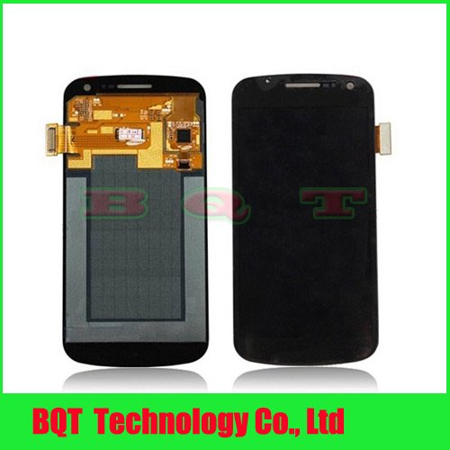 Replacement Lcd display screen with touch digitizer assembly For Samsung galaxy nexus i9250 100% Guarantee DHL Free shipping(China (Mainland))
