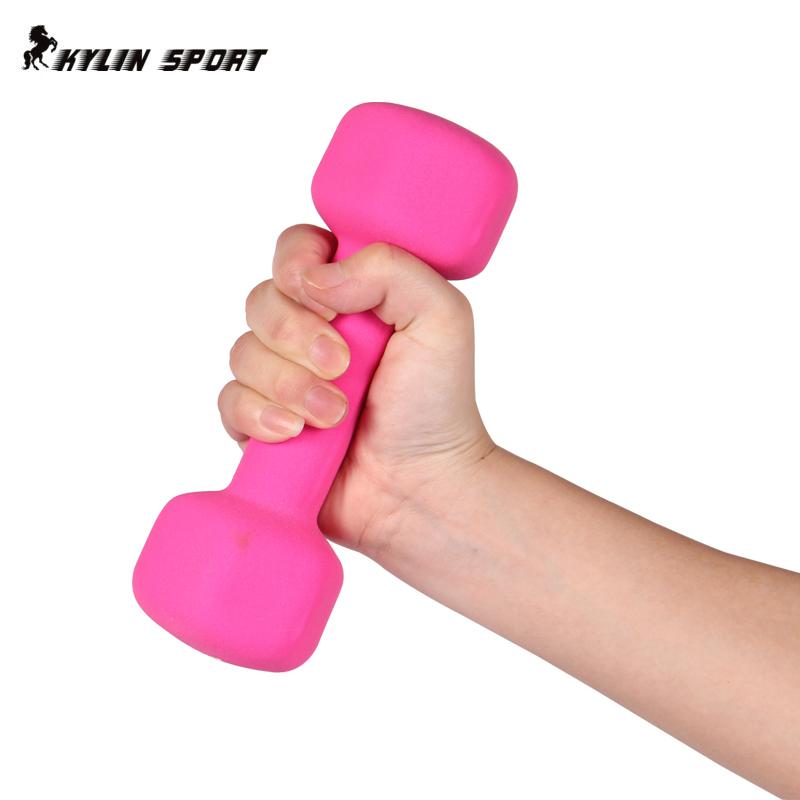 body exercise workout Women's Sport Dumbbell Yoga Fitness Equipment Women Fitness 0.5kg Dumbbells