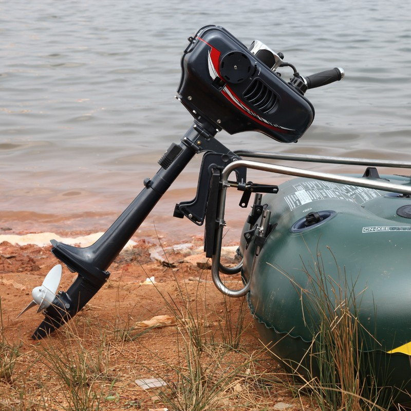 глубина погружения лодочных моторов