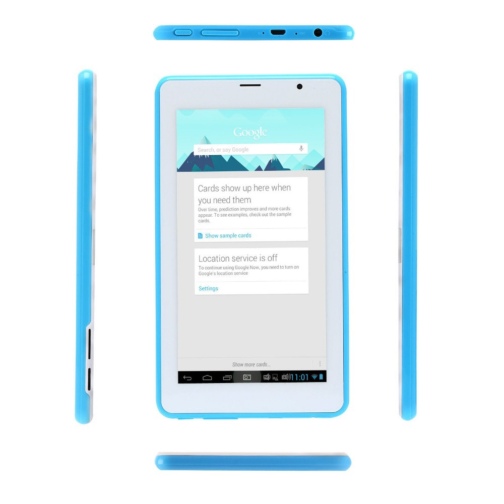 "6.5"" MTK6572 Dual Core Tablet Phablet Android 4.2 3G Smart Phone (Unlocked) Phablet A7 GSM 4GB Bluetooth + GPS w/MP3(China (Mainland))"