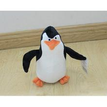 Trendy Madagascar plush toys kids lion giraffe Penguin hippo fashion gifts cotton animals toys cute(China (Mainland))