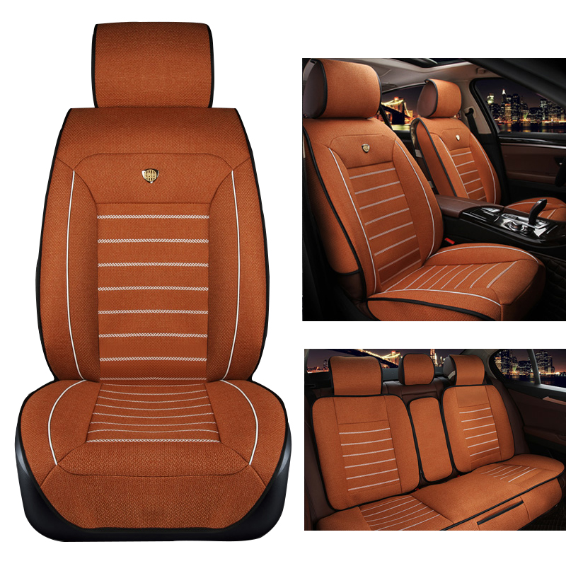 Yuzhe Linen car seat cover For Dodge Caliber 2012-2008 Avenger Ram 2500 2015-2011 car accessories styling(China (Mainland))