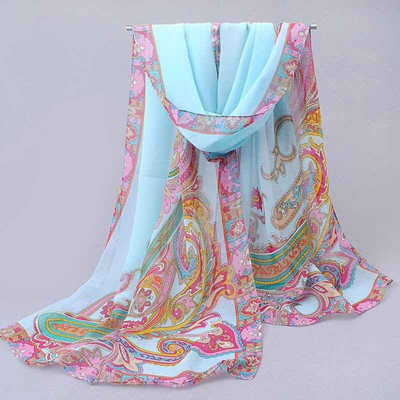 new fashion style butterfly Scarves women's scarf long shawl spring silk pashmina chiffon infinity scarf(China (Mainland))