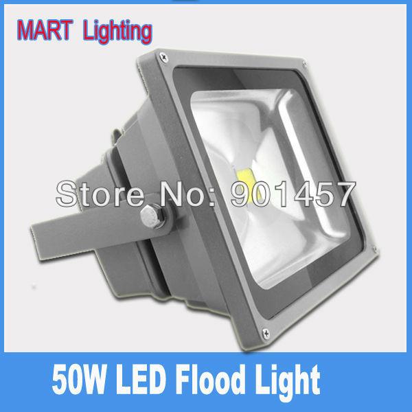 4800lm flood lights 50W high power led outdoor flood wash park yard garden lighting