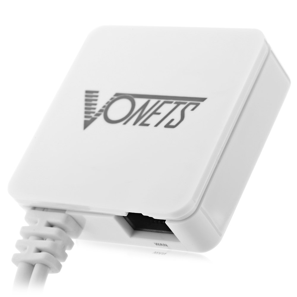 Vonets VAR11N-300 Wireless 300Mbps Mini Network Router / Repeater WiFi Bridge For Smart Phone Tablet Supply Power by USB(China (Mainland))