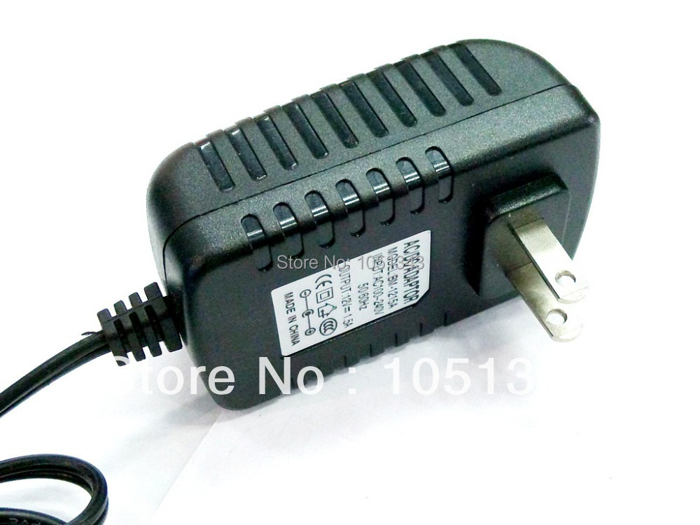 AC 100 240V to DC 12V 1 5A Power Supply Adapter Charger For LED Strips Light