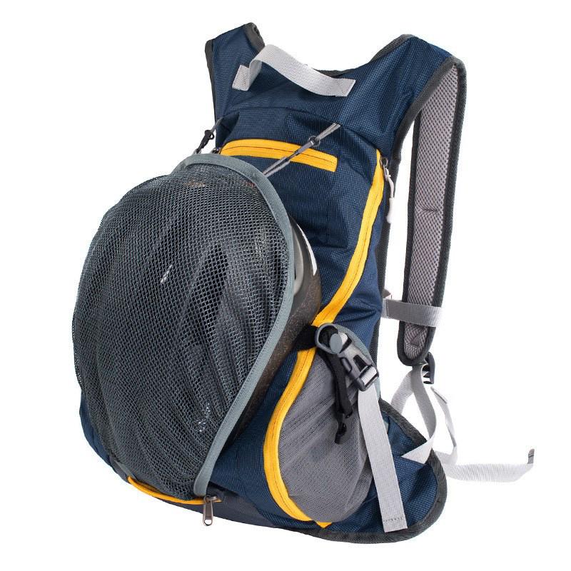 NatureHike 15L Waterproof Backpack ultralight Rucksack Cycling Bike Camping Climbing Hiking travel bag with Helmet net cover