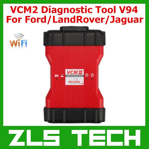 2015 Release for Ford VCM2 VCM II IDS V94 Diagnostic Tool with Wifi VCM 2 for LandRover/Ford/Jaguar JLR V142 2 in 1 VCM Scanner(China (Mainland))