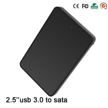 6Gbps Fast Reading Speed 2.5 Hdd Enclosure Usb 3.0 Screwless 1tb Hard Disk Sata usb 3.0 Hd Externo Hdd Caddy Hard Drive Case (China (Mainland))