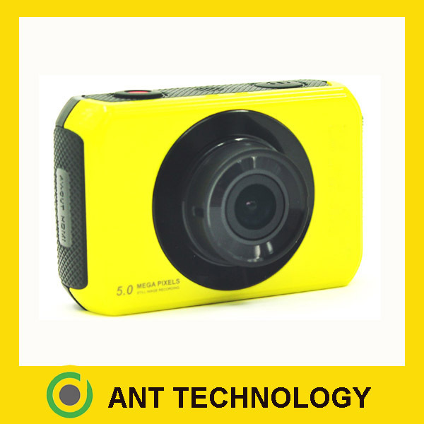 ANT Full HD 1080P Helmet Sports Action Waterproof Car Camera WiFi videos camera(China (Mainland))