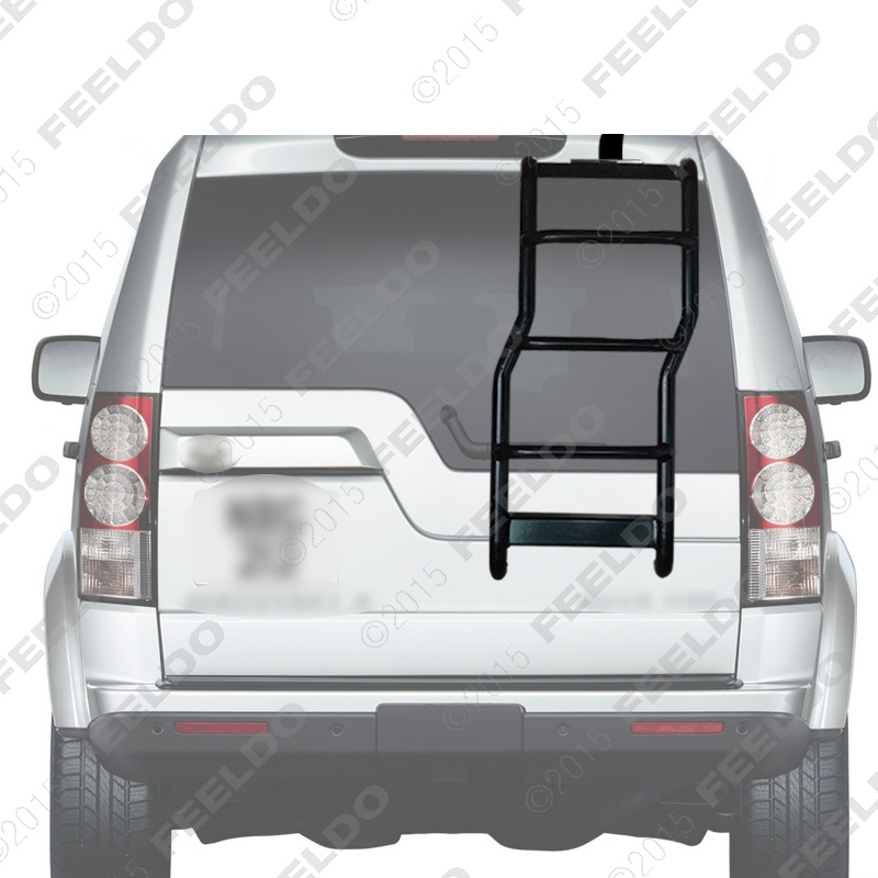2015 NEW !! Rear Step Access / Roof Ladder / Rear door Ladder For Land Rover Discovery 3/Discovery 4(2005-15) #CA5349(China (Mainland))