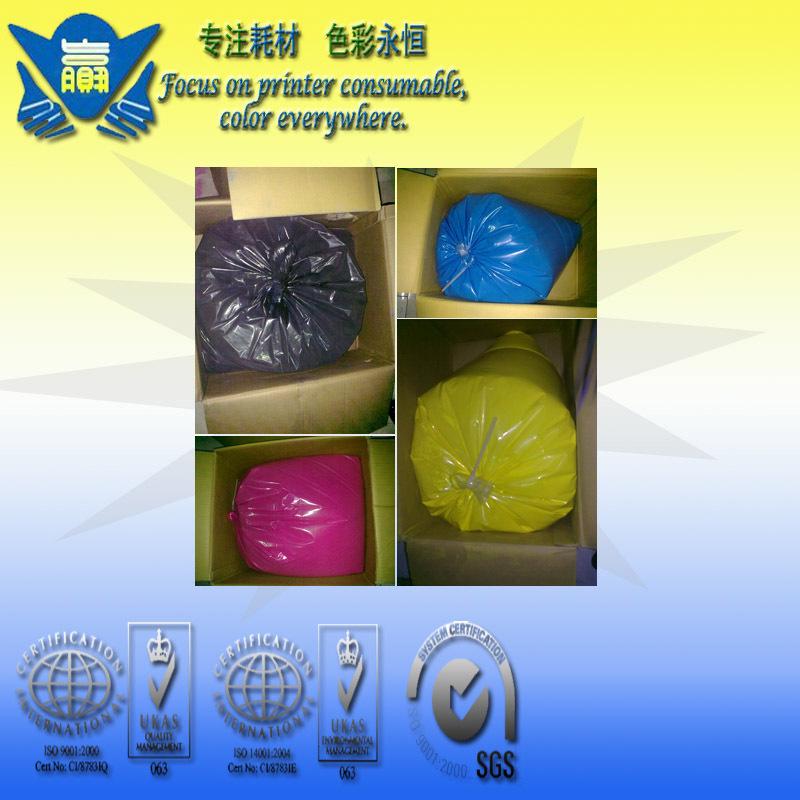 DHL free shipping!! High quality bulk color laser printer toner powder work for Dell C1320 C2310 C2315(China (Mainland))