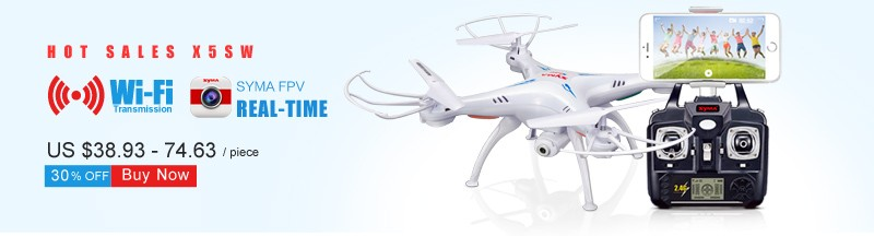 Newset Syma X5HC X5HW Wifi Real Time Transmission Camera Drone Aerial Photography Vidao Rc Quadcopter 2.4G 4CH 6Axis Toys