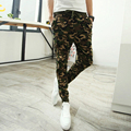Men Sport Pants 2016 Fashion New Slim Fitness Long Casual Jogging Sports Camouflage Trousers Men Hip