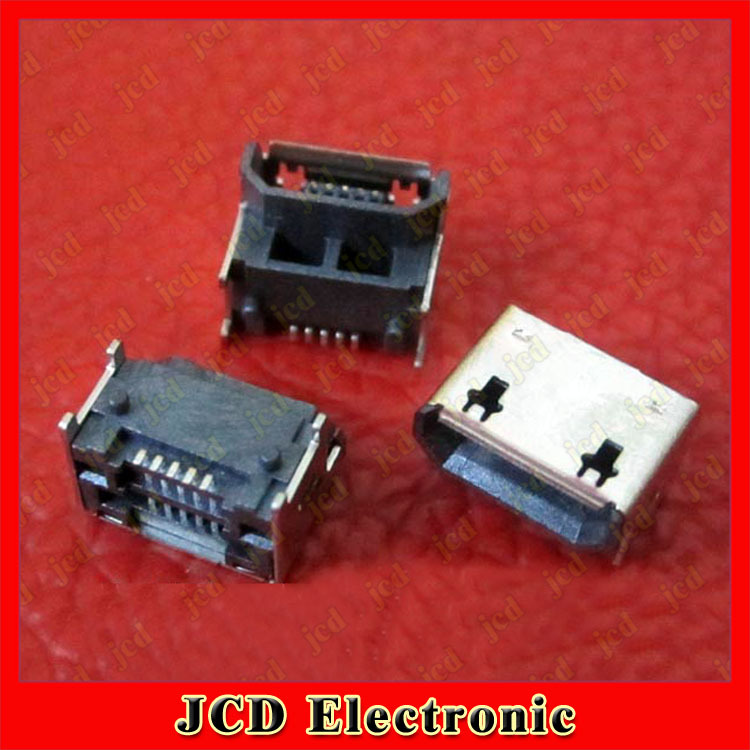 2pcs/lot Micro USB Jack Port for Western Digital External