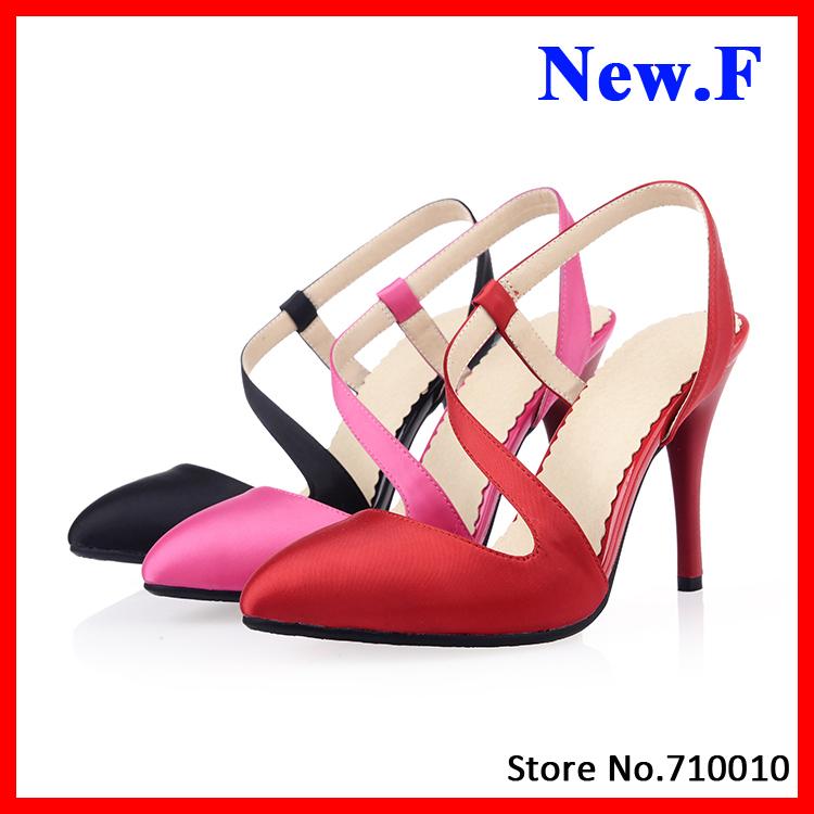 Gladiator Women high heels sandals Pumps women shoes spring summer pumps shoes women 2015<br><br>Aliexpress