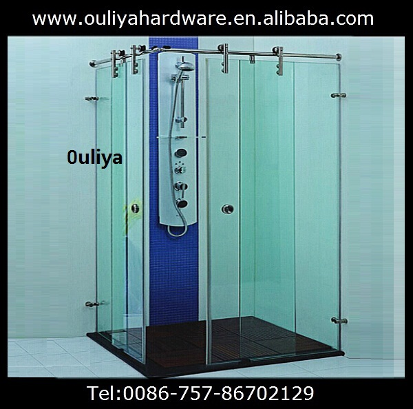 Online get cheap sliding glass shower doors frameless for Cheap sliding glass doors