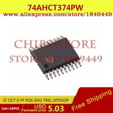 Voltage Regulator 74AHCT374PW,112 IC OCT D FF POS-EDG TRIG 20TSSOP 74AHCT374PW AHCT374 74AHCT374 2 - Chips Store store