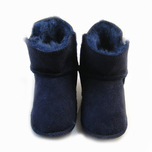 Fur One Piece Baby Shoes 0 1 Year Old Baby Boy Girl Shoes Toddler