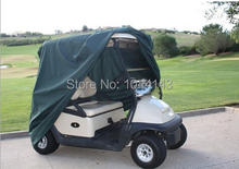 High Quality 2 Passenger Universal Golf Cart Kart Silver Cover(China (Mainland))
