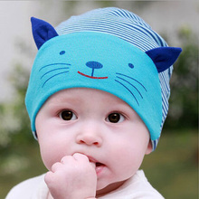 beanie baby hat kids baby photo props, lovely animal pattern skull elastic bear hat gorros bebes cap for 0-3 years old,AfL(China (Mainland))