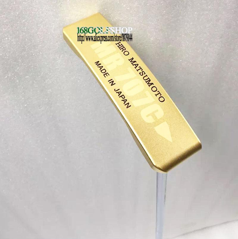 New Golf Putter HIRO MATSUMOTO Putter clubs 33/34/35 inches Golf steel shaft Golf clubs Free shipping(China (Mainland))